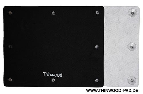 Thinwood-Pad.de Bassdrum Pad